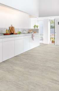 Quickstep Livyn Ambient Light Grey Travertine AMCL40047 ...