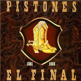 los pistones cd el final