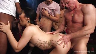 Her Tight Asian Pussy Will Possibly Not Stand It 5749 Studio Channel Hardcore Gangbang E2 80 A2kink