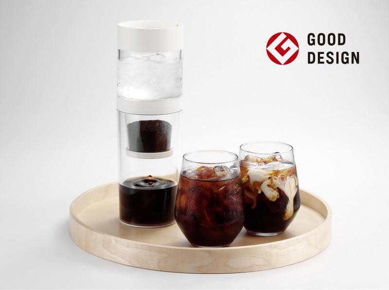 Dripo獲得2016年日本優良設計獎。 - Dripo 冰滴咖啡隨身壺 | flyingV