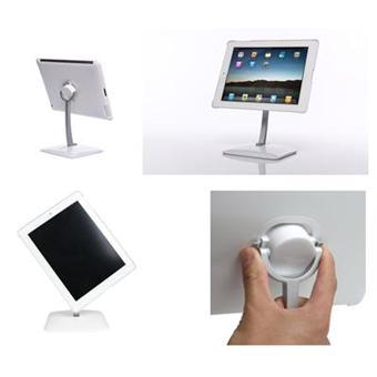 support ipad bureau intelligent avec coque de protection nouvel ipad et ipad2 klick desk stand support et station d accueil achat prix fnac