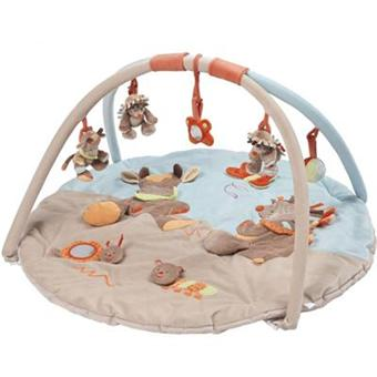 nattou tapis avec arches little garden