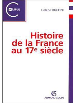 histoire de la france au xviieme siecle