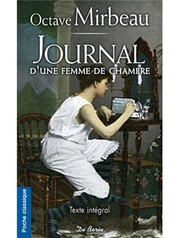 Le Journal D'une Femme De Chambre Livre : journal, d'une, femme, chambre, livre, Journal, D'une, Femme, Chambre, Poche, Octave, Mirbeau, Achat, Livre