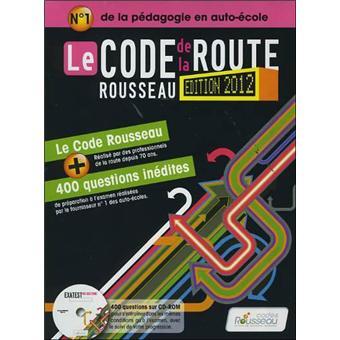 Code Rousseau De La Route Permis B