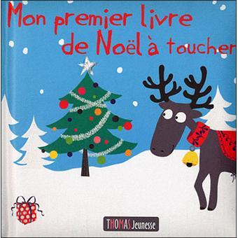Mon premier livre de Noël à toucher