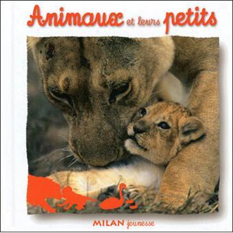 Animaux et leurs petits  cartonn  Natacha Scheidhauer