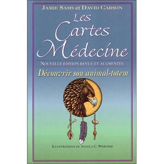 Les cartes médecine - Coffret livre + Cartes