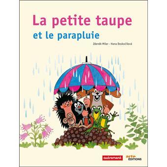 la petite taupe et le parapluie