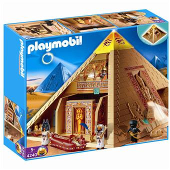playmobil 4240 pyramide egyptienne
