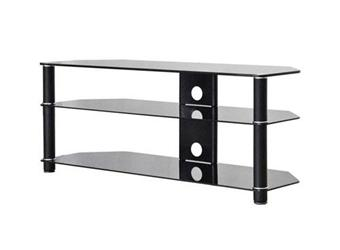 ateca meuble tv simply 1200 noir