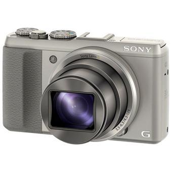 Sony Cyber-shot DSC-HX50V Argent - WiFi - GPS - Appareil photo compact - Achat & prix   fnac