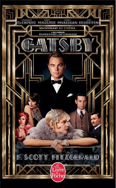 Gatsby Le Magnifique Streaming Hd : gatsby, magnifique, streaming, Gatsby, Magnifique, Poche, Francis, Scott, Fitzgerald, Achat, Livre