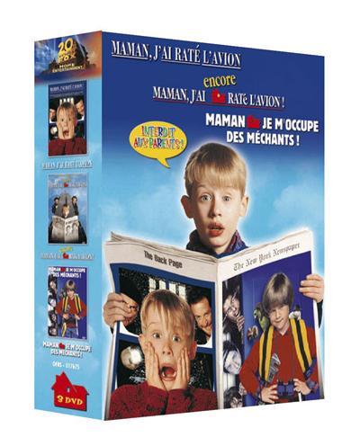 Maman Jai Rate Lavion 3 : maman, lavion, Maman,, Raté, L'avion, Coffret, Films, Achat