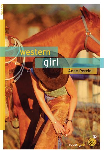 Couverture - Western Girl