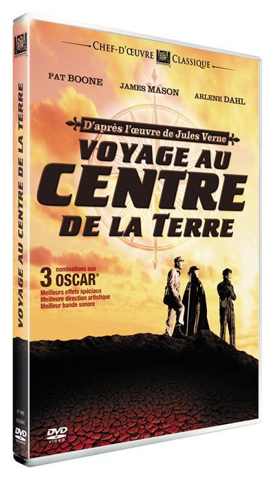 Voyage Au Centre De La Terre 1959 : voyage, centre, terre, Voyage, Centre, Terre, Achat