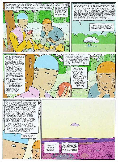 le monde d edena tome 2 les jardins d edena