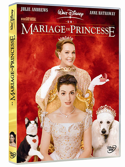Le Journal D Une Princesse Film : journal, princesse, Mariage, Princesse, Garry, Marshall, Achat