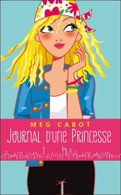 Couverture - Journal d'une princesse