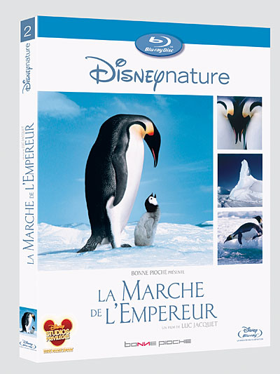 Les Marches De L'empereur Saison 3 : marches, l'empereur, saison, Marche, L'Empereur, Blu-Ray, Jacquet, Blu-ray, Achat