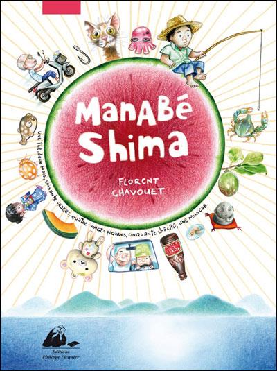 Couverture - Manabé Shima