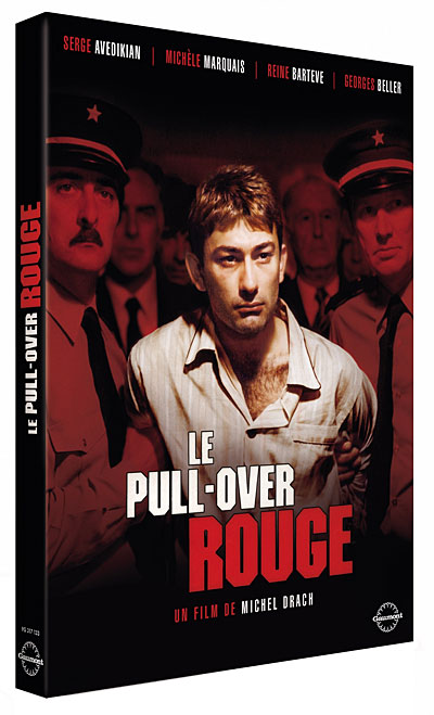 Affaire Du Pull Over Rouge : affaire, rouge, Film,le, Realise, Michel, Drach, Serge, Avedikian