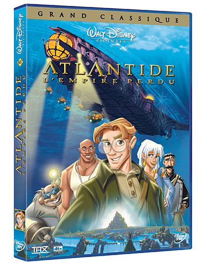 Atlantide L Empire Perdu 2 : atlantide, empire, perdu, Atlantide,, L'empire, Perdu, Trousdale,, Achat