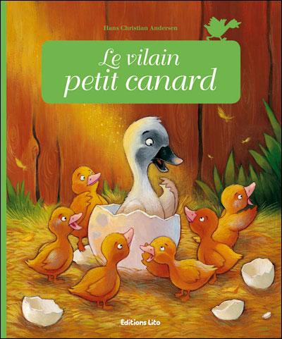 Le Vilain Petit Canard Morale : vilain, petit, canard, morale, Vilain, Petit, Canard, Broché, Hans-Christian, Andersen, Achat, Livre