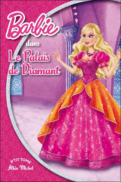 Barbie Et Le Palais De Diamant : barbie, palais, diamant, Barbie, Palais, Diamant, Collectif, Cartonné, Achat, Livre