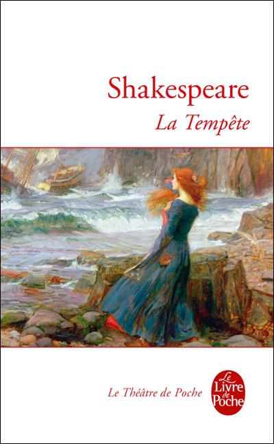 La Tempête (shakespeare) : tempête, (shakespeare), Tempête, Poche, William, Shakespeare, Achat, Livre, Ebook