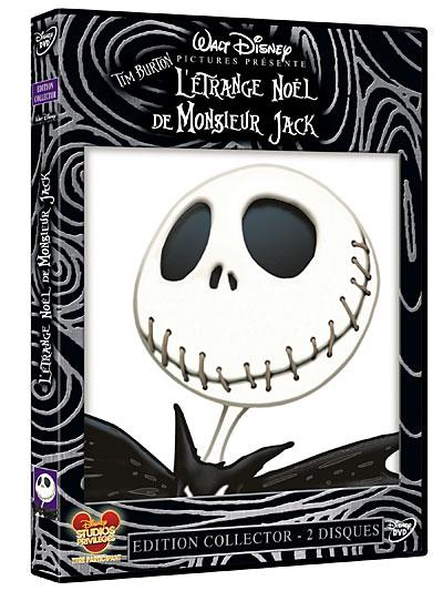 L étrange Noel De Monsieur Jack 2 : étrange, monsieur, L'Etrange, Noël, Monsieur, Edition, Collector, Henry, Selick, Achat