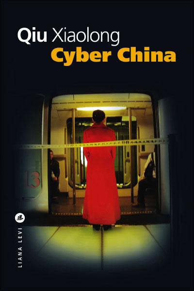 Couverture - Cyber China