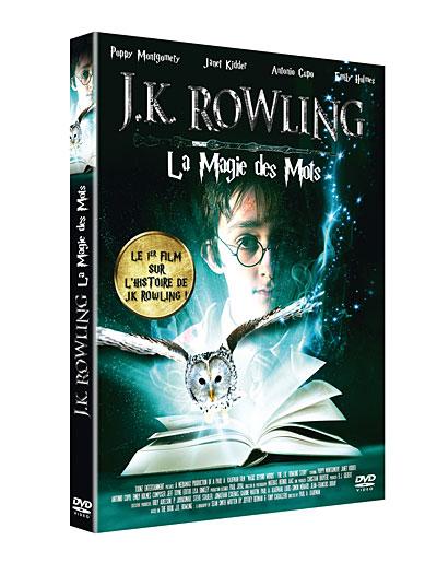 Jk Rowling La Magie Des Mots : rowling, magie, Rowling, Magie, Kaufman, Achat