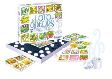 Sentosphère Le Loto des odeurs - Loto, mémo, domino - Achat & prix | fnac