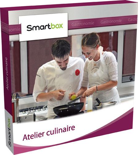 5 sur smartbox coffret atelier culinaire coffret cadeau achat prix fnac
