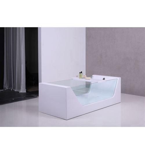 baignoire ilot chavaro 180 x 80 cm