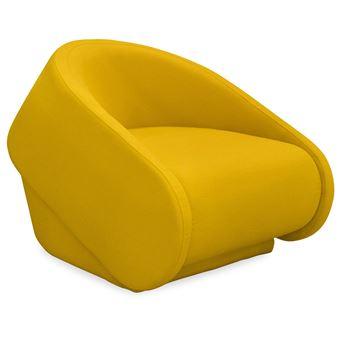 canape lit petit joly jaune