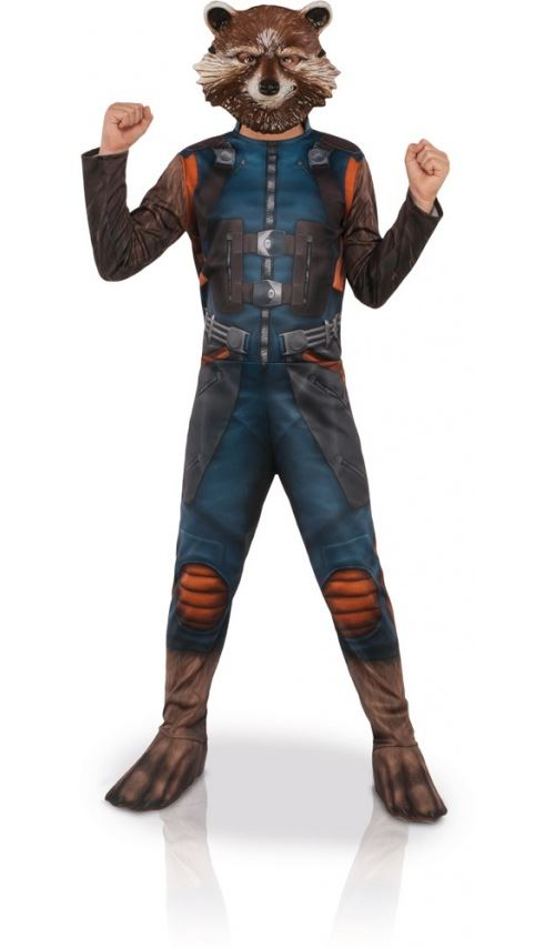 Rocket Gardien De La Galaxie : rocket, gardien, galaxie, Déguisement, Rocket, Raccoon™, Masque, Gardiens, Galaxie™, Enfant, Taille, Achat