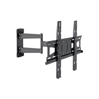 mount massive by vogels mnt 208 support mural tv universel orientable 2 bras inclinable 15 32 a 55 noir