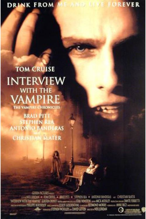 Entretien Avec Un Vampire 2 : entretien, vampire, Ciné-agramme