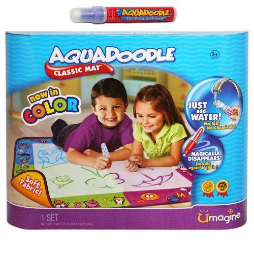 tapis jeux aquadoodle