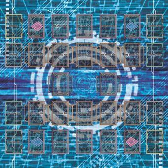 60x60cm caoutchouc tapis de jeu egypte murale style pad competition pour yu gi oh carte