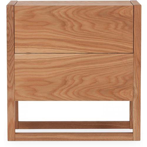petit meuble de bar en bois de style scandinave