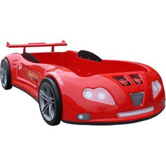 lit enfant voiture sport airfree rouge