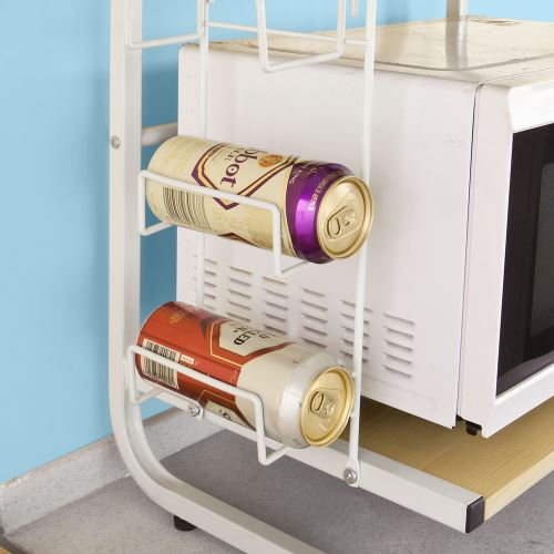 sobuy frg092 n etageres micro ondes de cuisine mini etagere four micro ondes