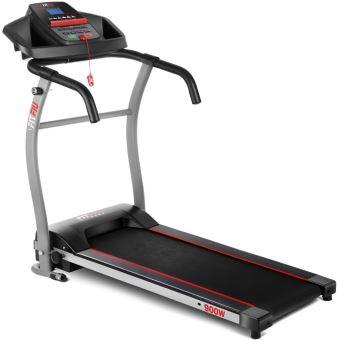 tapis de course fitfiu fitness mc 100 pliable vitesse max 10 km h