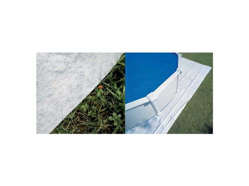 tapis de sol pour piscine ronde o 4 80 m gre