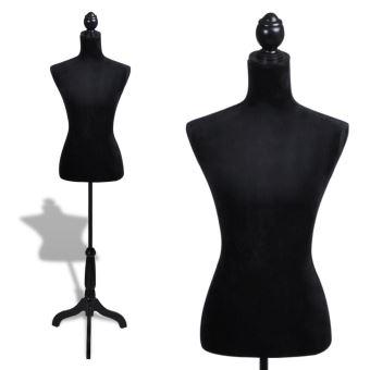 buste de couture hauteur reglable mannequin femme