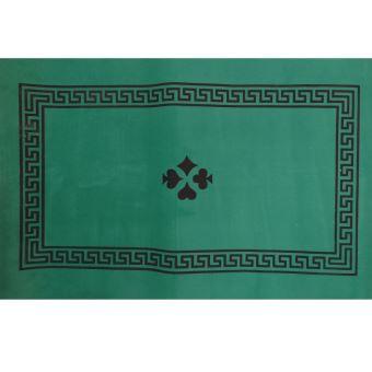 tapis de jeux carte belote coinche 60 40cm feutrine antiderapant