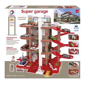 station service super garage total